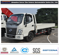 4X2 foton forland light truck for hot sale