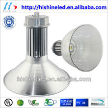 Unique heat sink design 100w led bay lighting zhongtian with 5 years warranty