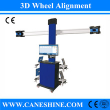 High Quality CE&ISO Certificate Good Factory Price 3D Vehicle Wheel Alignment Machine Car Wheel Alignment Equipment CS-4065