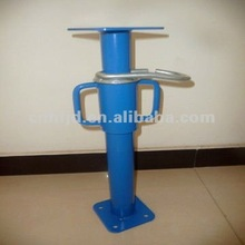 Supporting Concrete Adjuster Steel Props Scaffolding
