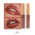 moisture glossy lip gloss with rose gold tube