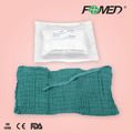 surgical absorbent abdominal lap sponges for hospital