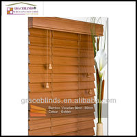Window blinds Basswood material