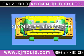 hyundai cars front bumper mould factory