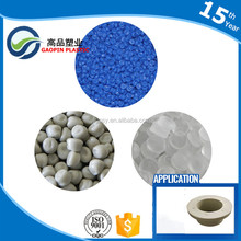 Plastic Market Plastic raw material toughened masterbatch used for PPR pipes with high quality