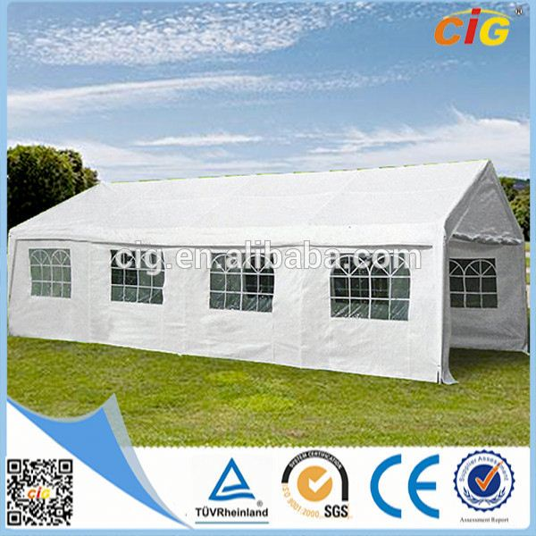 NEW Arrival Durable agriculture party tent 6 x 12