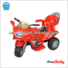 2015 New Electric Baby Motorcycle For Kids /Battery Children Motorcycle