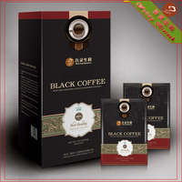 Ganoderma Black Coffee (With Shell Broken Spore Powder)