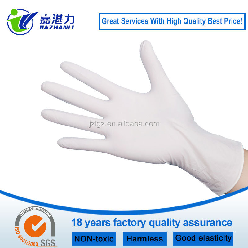 Hot Selling Sex Latex Gloves Disposable Examination Gloves From Manufacturer