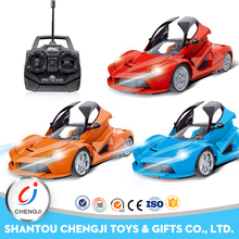 New Product private design Strong Power rc kids electric toy car petrol engine
