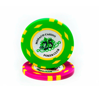 Cheap clay chips specializing in the production of the best casino poker chips