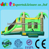 funhouse combo inflatable slide pool bouncer