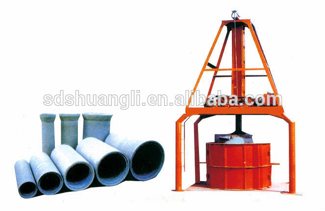 high-quality concrete pile tension jack machine with oil pump