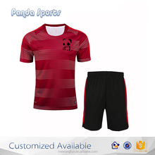 New Arrival blank cheap Men Boy Full Set Costumes Suits Training Sports Wears Soccer Jersey, cricket jersey