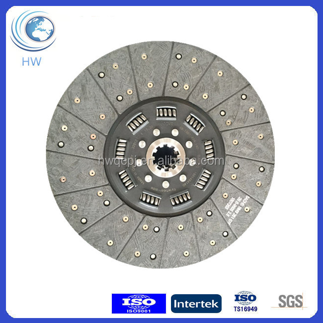 Hot Sale Auto Transmission <strong>Parts</strong> 1861494140 380mm Truck Clutch Disc