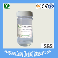 guangzhou derou factory price Hydrophilic amino silicone crude oil DR-6000