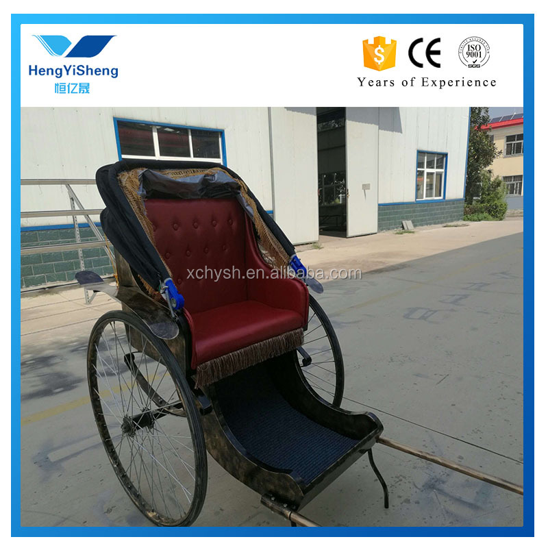 China Hot Sale Ancient Rickshaw for Sale
