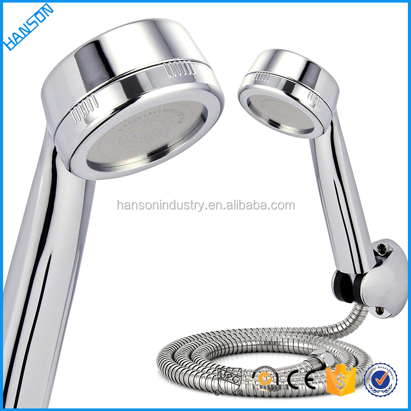 Factory Price Bathroom rainfall electric ABS shower head