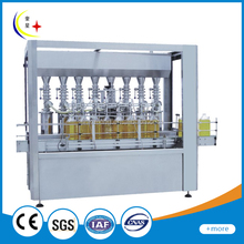 3000BPH Industrial olive oil Bottling Equipment / Bottle Filling Machine For Sale