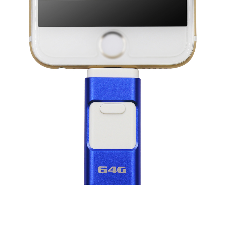 Best promotion choice usb flash drive for iphone usb2.0 Interface for ipad