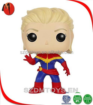 Custom Design Manufacture Vinyl Funko Pop Marvel Manufacturer