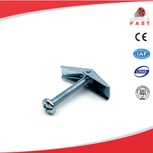 Fastener Anchors Spring toggle with bolts and nuts Spring toggle wings