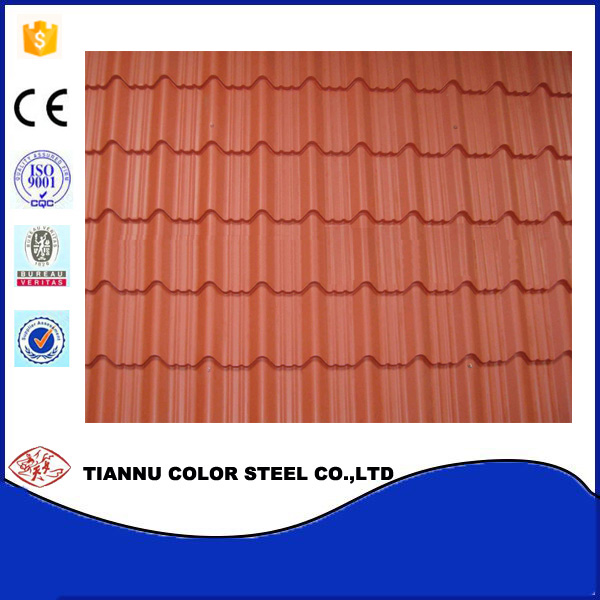 HIGH QUALITY PPGI (PREPAINTED STEEL COIL)/PPGI ROOFING