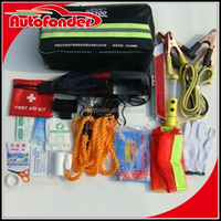 emergency preparedness kits/roadside emergency car kit/auto emergency kit