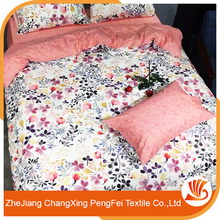Luxury jacquard modern bed sheet sets duvet cover for wholesale
