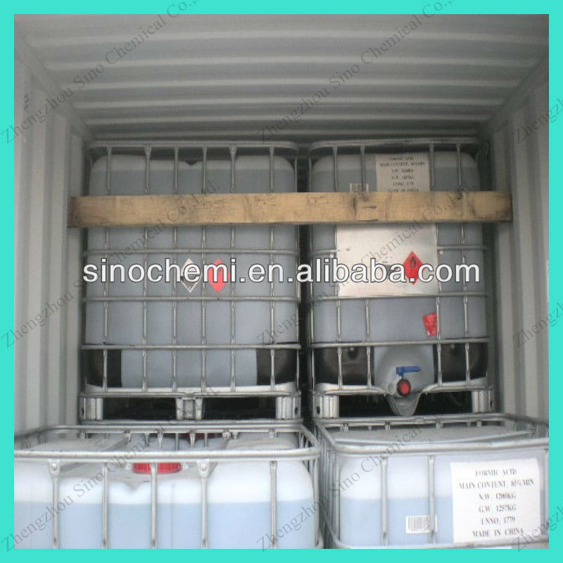 High purity formic acid 99% made in China