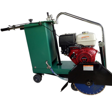 High efficient honda engine concrete cutter