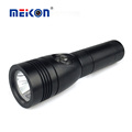 Factory Supply Aluminum Waterproof Underwater 100m Powerful LED Diving Torch