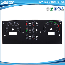 Screen Printing Custom Bus Parts Instrument Cluster
