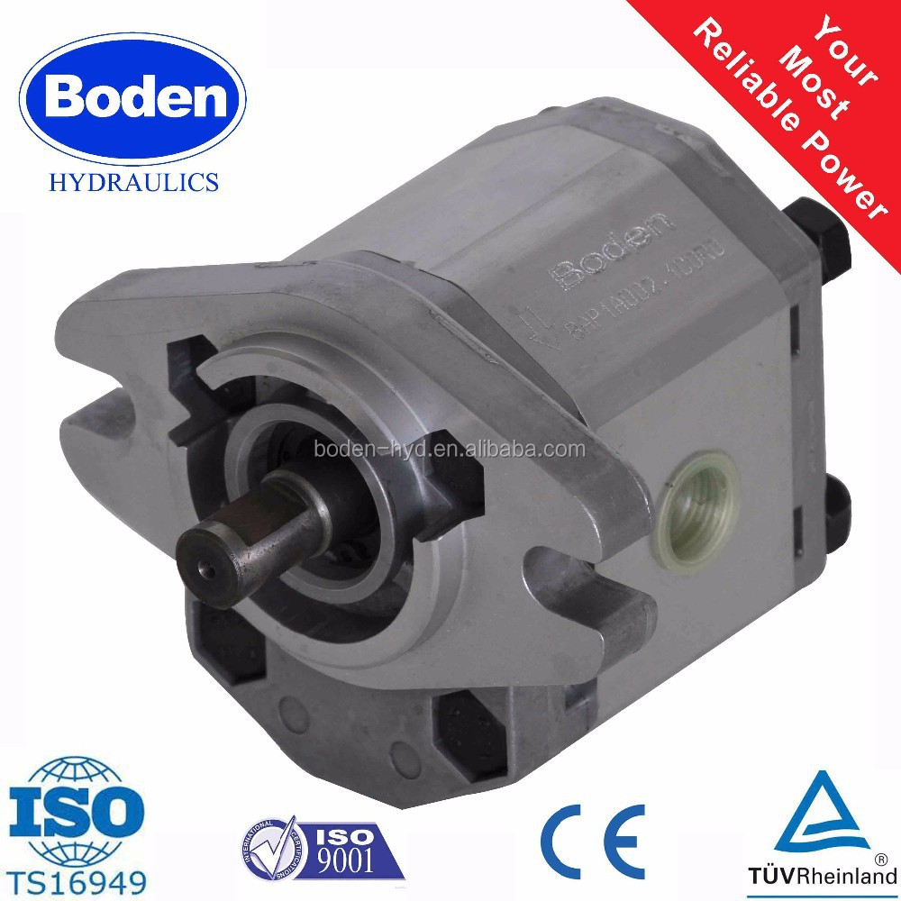 high pressure gear pump for hydraulic system