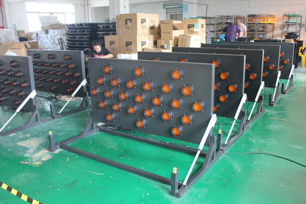 (Shenzhen) trailer mounted arrow board NBAB-25VIP