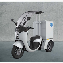Chilwee 3 wheel electric delivery cargo scooter