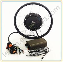 60v-96v brushless hub motor 5000w kit electric bike