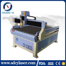 CHUANGYA CE FDA europe standard 3d 4 axis cnc router machine italy for hot sale