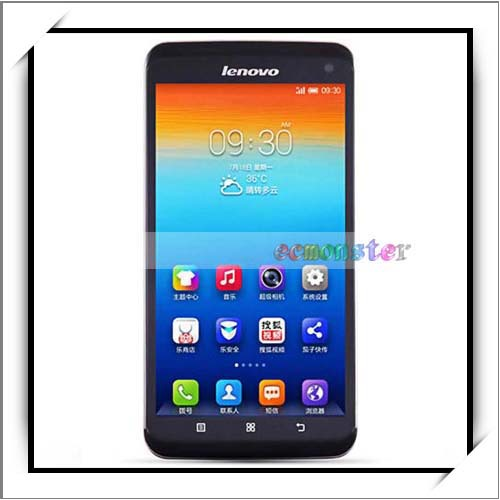 China Wholesale 6 Inch Android 4.2.2 MTK6582 Quad Core 1.3GHz 4GB 8.0MP Lenovo S930 Smartphone