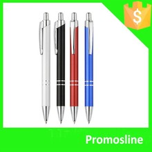 Best Selling Promotional black twist plastic pen