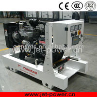 China silent type 12kw diesel generator