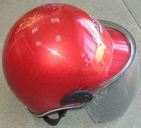 2011 new popular solid style open face motorcycle helmet