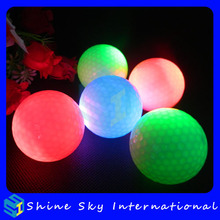 Customized Unique Updated Flashing Golf Ball Manufacturer