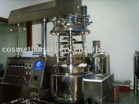 RHJ -A Vacuum down Emulsifying Mixer cosmetic machine