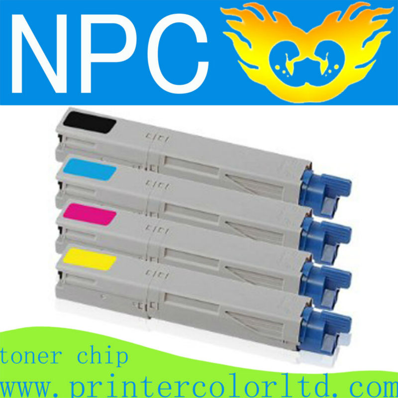 cartridge toner laser cartridge for OKI DATA MB-451W refilled toner cartridge