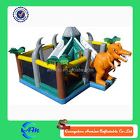 inflatable dinosaur amusement park inflatable fun city for kids inflatable dinosaur bounce house
