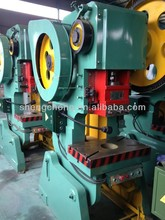 China manufacturer J23 Series Mechanical Power Open Type Punching Machine sunflower oil press machine (CE&ISO) J23-10 T