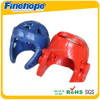 100% polyurethane headgear and durable open face helmet