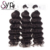Wet and Wavy Hair Bundle, Wholesale Styling Brazilian Human Milky Way Hair Sale