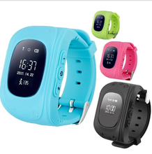 Gps kids tracker watch/hand watch mobile phone price